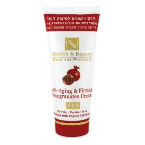 H&B Pomegranate Cream with Dead Sea minerals