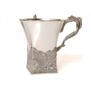 Filigree Wash Cup