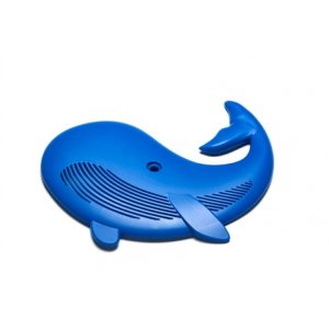 Strainer in Whale Shape in Choice of Colors
