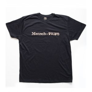 Yiddish T-shirt - Mentch