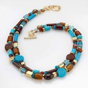 Egyptian Style Necklace - Edita
