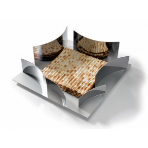 Matzah Tray with Magnets by Laura Cowan