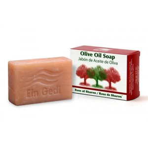 Rose of Sharon Olive Oil Soap by Ein Gedi