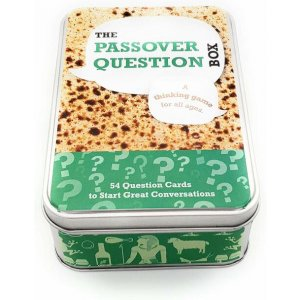 Medium Passover Question Box - Barbara Shaw
