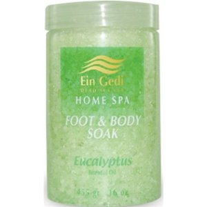 Eucalyptus foot and body soak by Ein Gedi