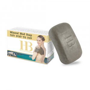 H&B Dead Sea Mud Soap