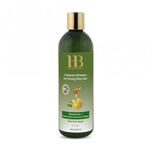 H&B Olive Oil and Honey Shampoo with Dead Sea Minerals