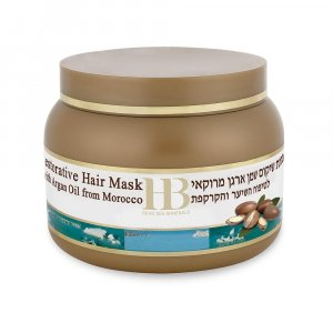 H&B Hair Repair Moroccan Oil Mask