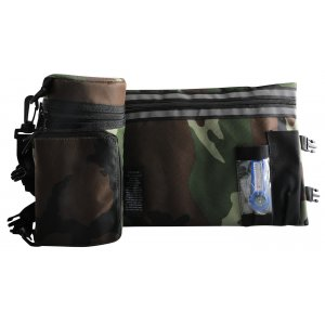 Camouflage design Tefillin Carrier waterproof & Thermal Protection with Tallit Bag