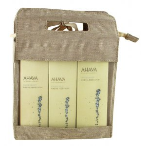 Ahava 3 Item Dead Sea Kit
