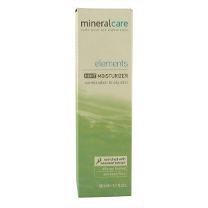 Mineral Care Night Moisturizer for Combination-Oily Skin