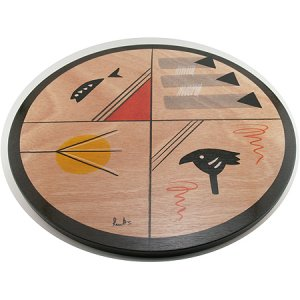 Nature Design Lazy Susan - Kakadu