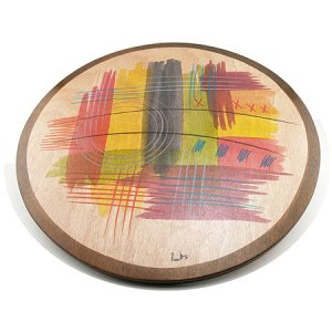 Abstract Lazy Susan - Kakadu