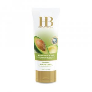 H&B Avocado Cream with Dead Sea Minerals