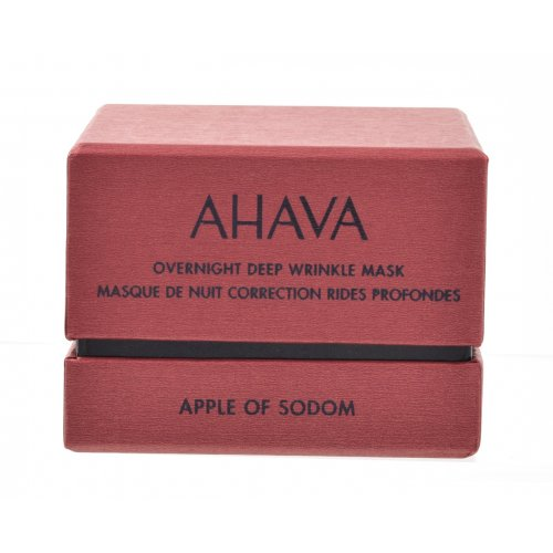APPLE OF SODOM Overnight Deep Wrinkle Mask by AHAVA