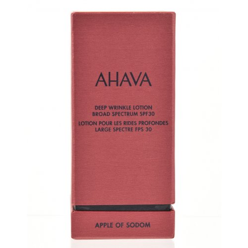 Deep Wrinkle Lotion Broad Spectrum SPF30 by AHAVA