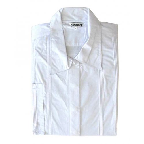 Kittel Robe White Cotton Polyester - Classic Design