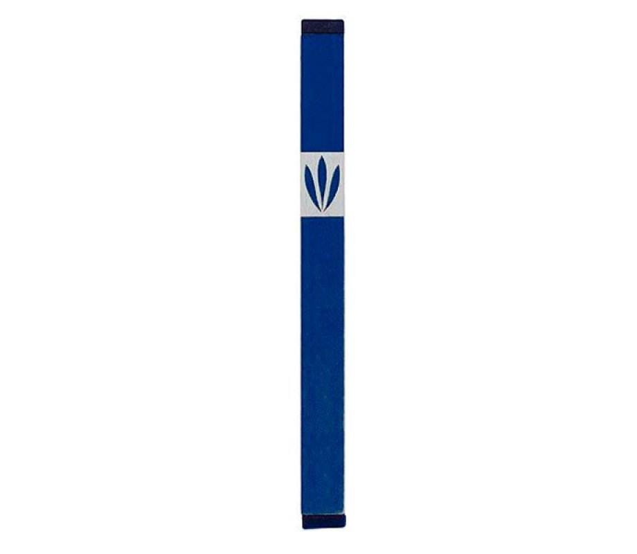 Leaves Mezuzah By Agayof Dark Colors Extra Large Canaan Online Com