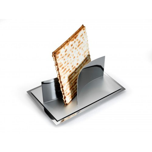 Magnetic Matza Holder Plate by Laura Cowan
