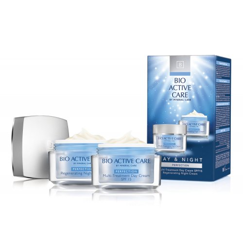 Mineral Care Bio Active Day and Night Cream Kit