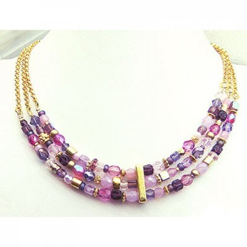 Summer Berry Necklace by Edita