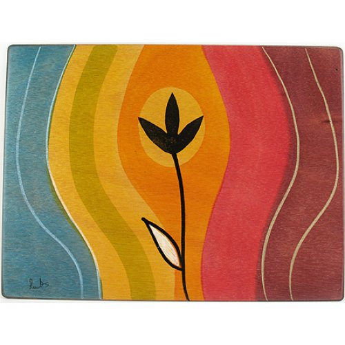 Sunset Rectangular Placemat - Kakadu