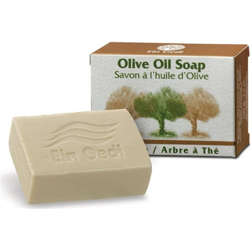 Tea Tree Extract and Olive Oil Soap - Ein Gedi